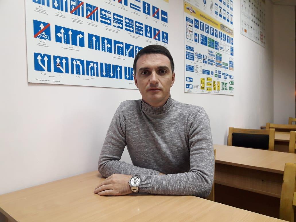 фото инструктора ГОСавтошколы